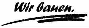 Logo wir bauen
