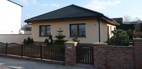 Neubau Bungalow Werder Gartenstraße
