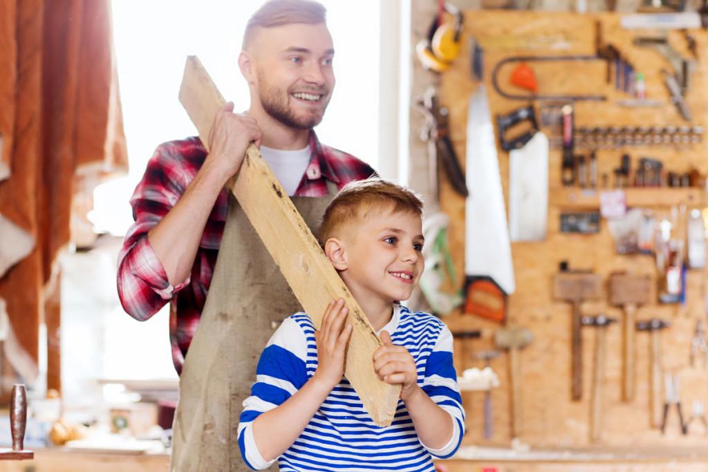 Workshop selber bauen