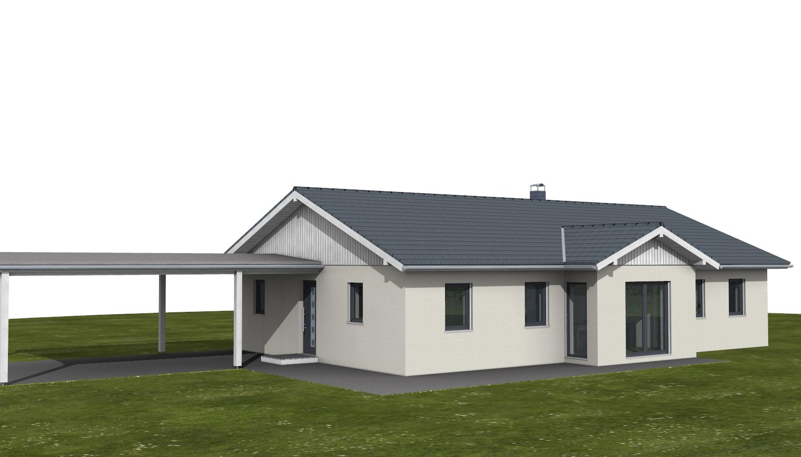 Haus Birke 120 A1.1._3D